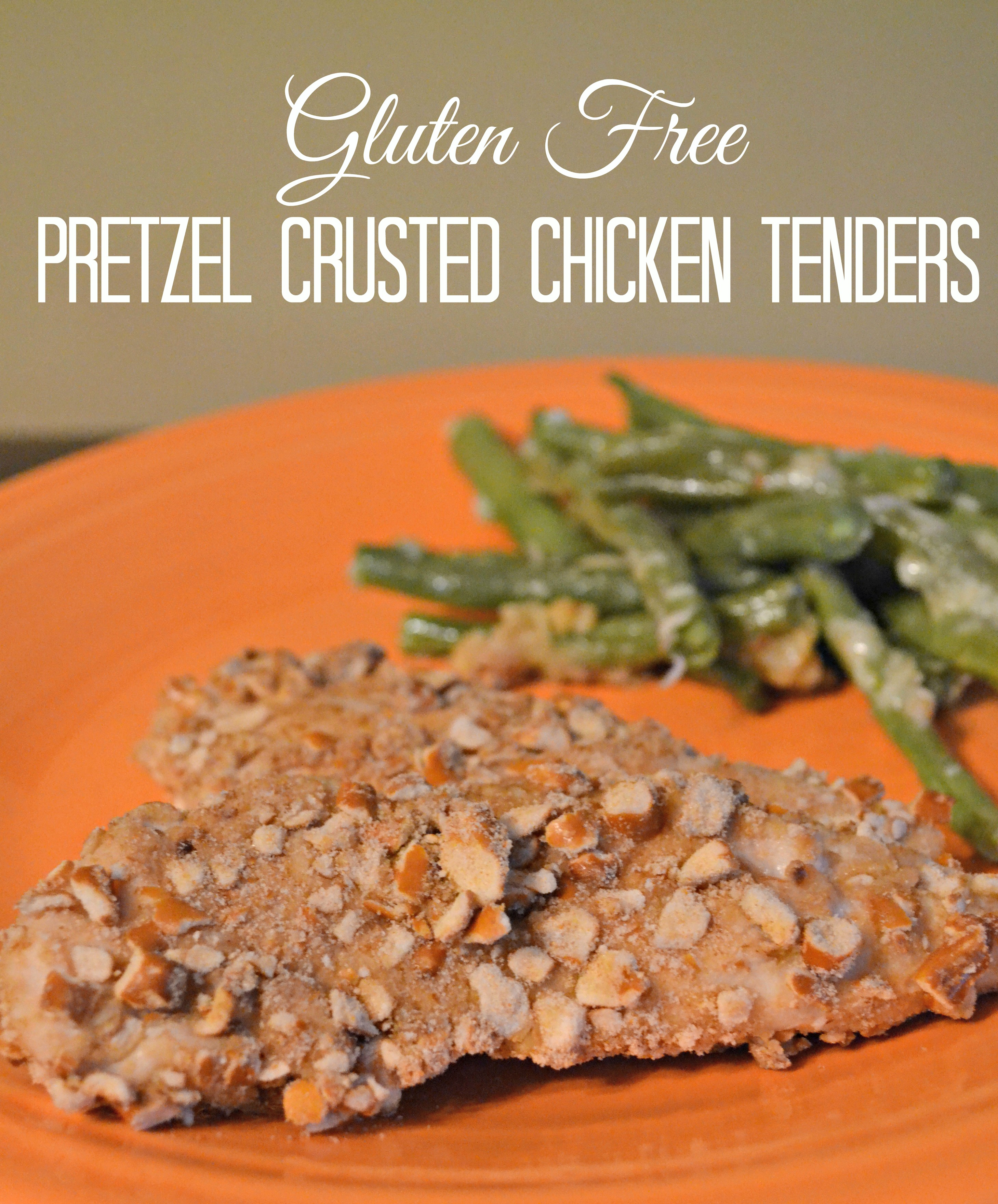 Pretzel Crusted Chicken Tenders – Cooking Gluten Free with Pick 'n Save