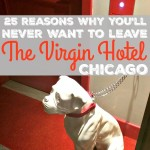 25 reasons why you'll never want to leave The Virgin Hotel in Chicago