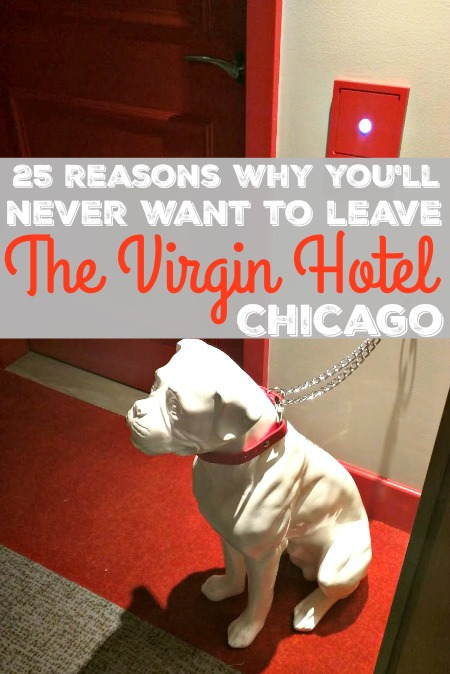 25 reasons why you'll never want to leave The Virgin Hotel Chicago