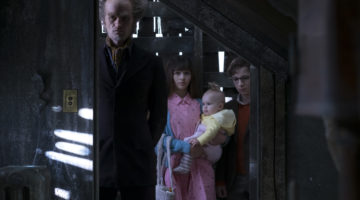 You can't look away from A Series of Unfortunate Events