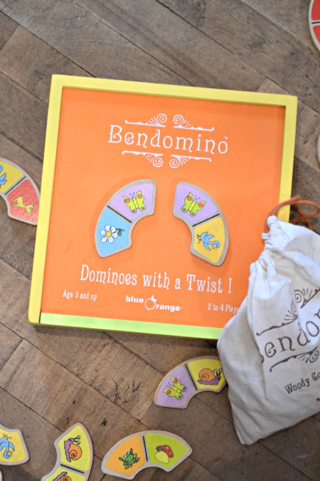 Bendomino Junior, the perfect first tabletop game reviewed