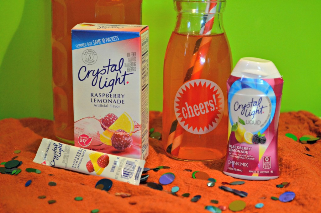 Crystal LIght on the go packaging #shop