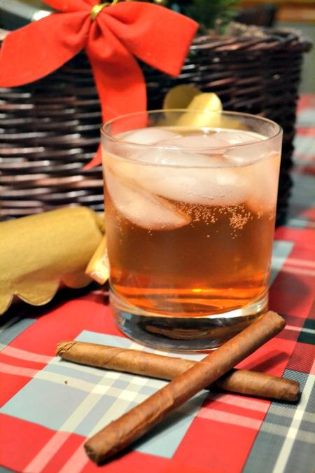 Natural leaf cigars Cubero Mocha flavor