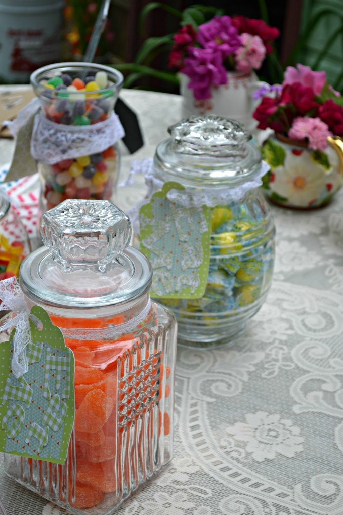 How To Plan A Diy Candy Buffet For Your Party The Domestic Geek Blog