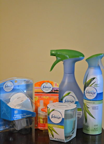 Febreze the Noseblind cure (+ Giveaway)