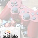 Audible.com is great for Multitaskers and Gamers