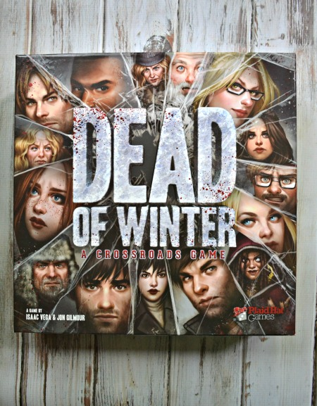 Dead of Winter – Zombie Survival Board Game Review