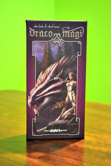 Draco magi box art