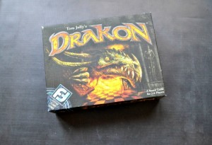 Drakon board game review