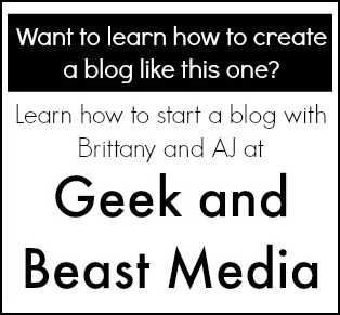 Learn how to create a blog with Geek and Beast Media