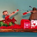 Geeky Valentine's Day Decor