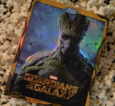 Guardians of the Galaxy family movie night!