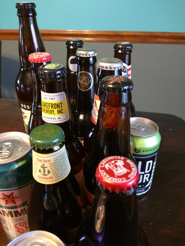 Teach your friends to drink craft beer