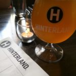 HInterland Brewing Saison Farmhouse Ale