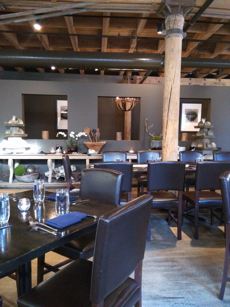 Hinterland Erie Street Gastropub Milwaukee's historic 3rd ward