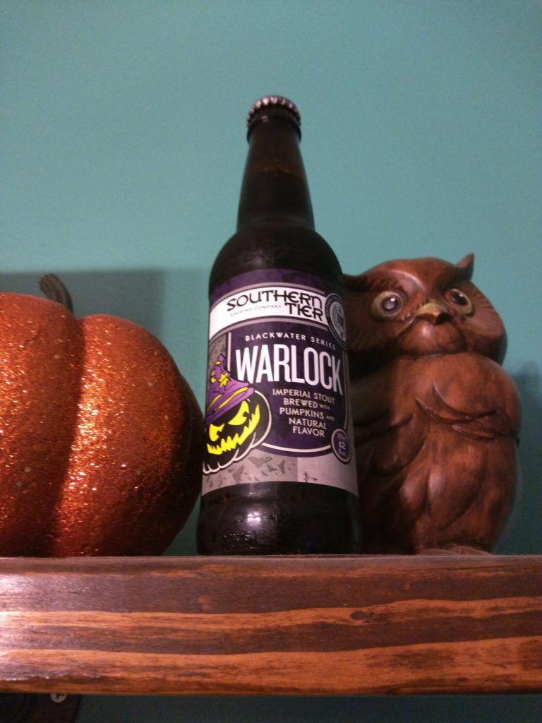 imperial pumpkin stout southern tier brewing company