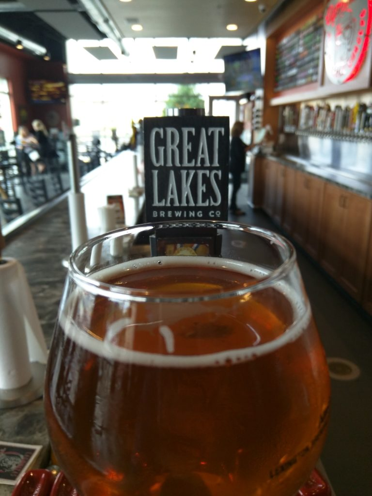 lake erie monster great lakes brewing company