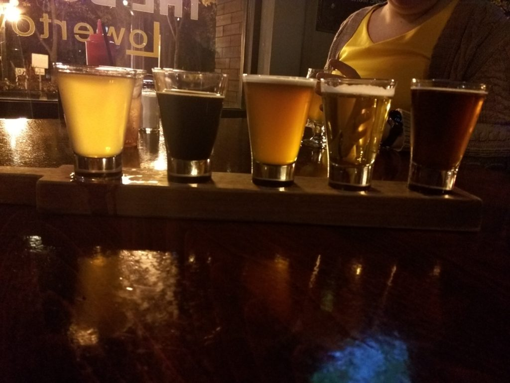 $14 flights at the bulldog lowertown st paul