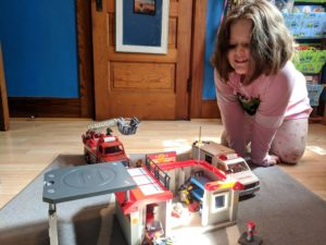 Hands on learning with PLAYMOBIL toys