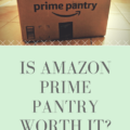 Is Amazon Prime Pantry worth it?