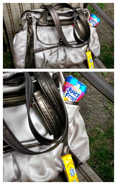 Juicy fruit in your diaper bag #JuicyFruitFunSide #shop