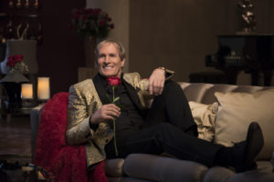 Is this a joke? Michael Bolton's Big Sexy Valentine's Day Special