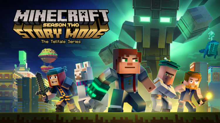 Telltale's Minecraft Story Mode: Season Two