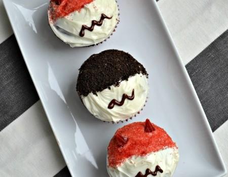 Marvel's Daredevil Cupcakes