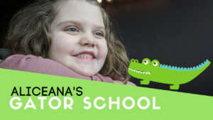 Gator School with Aliceana