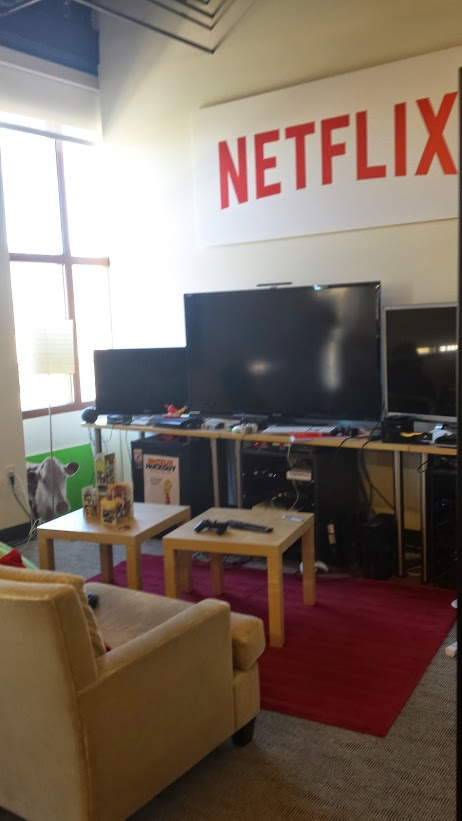 A Peek at Netflix HQ and Meeting Piper Kerman