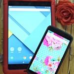 Nexus 6 nd Nexus 9