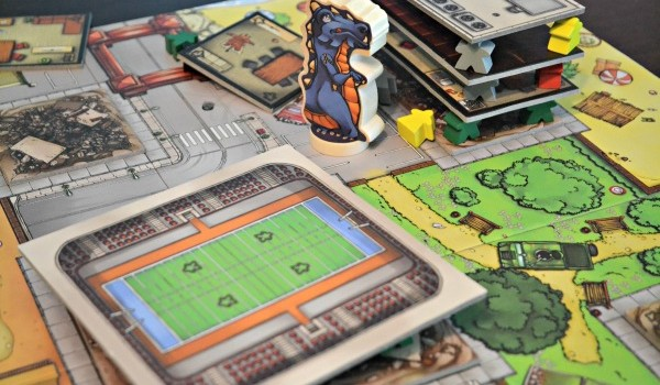 Rampage – A Devastatingly Awesome Board Game Review