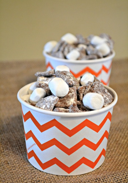 Reese's S'mores Party Mix