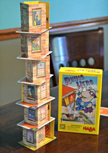 Top 3 family board games for preschoolers