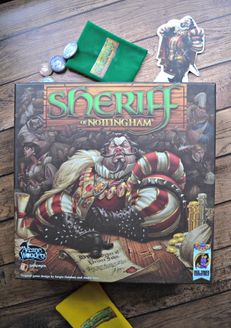 Sheriff of Nottingham – I'm not bluffing about this board game review