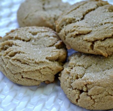 Vanilla Cookie Recipe (and my little kitchen helper)