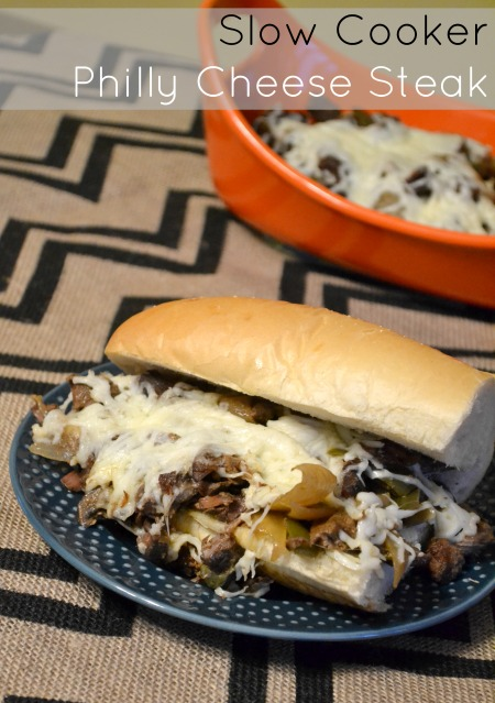Slow Cooker Philly Cheese Steak with Tabasco - The ...