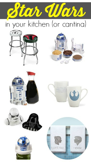 Star Wars Kitchen (or cantina)