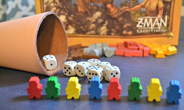 Stone Age – an Ancient Board Game Review