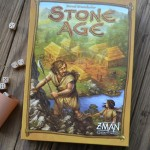 Stone Age box and dice cup