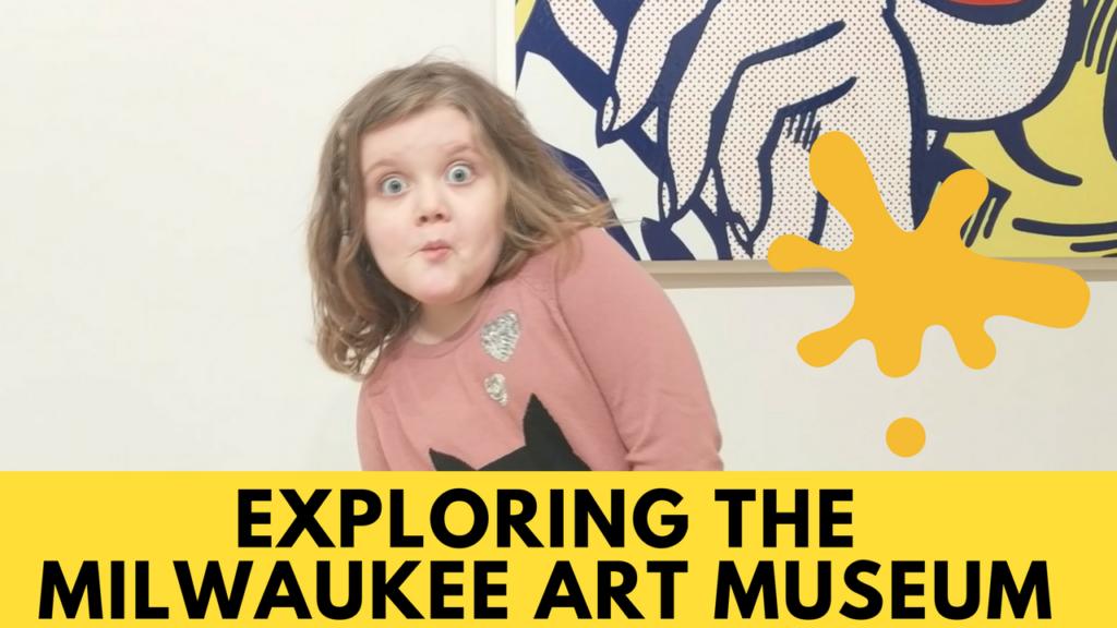 Exploring the Milwaukee Art Museum on Milwaukee, Wisconsin's lakefront
