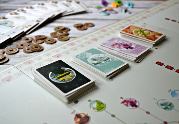Take a Trip with a Tokaido board game review