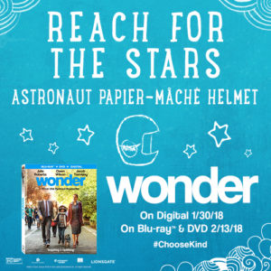 Wonder – how to make a DIY Papier-Mache Helmet