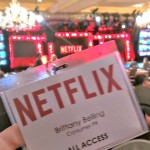 How incredible was the Netflix TCA?