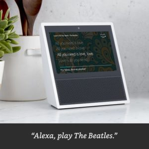 The Echo Show changing the smart home game