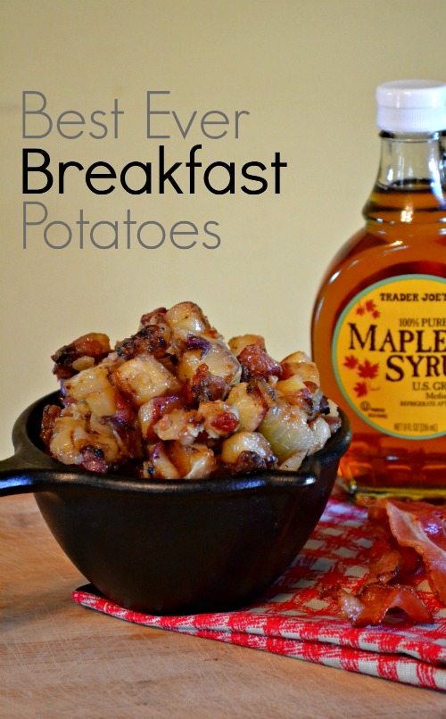 Best Ever Breakfast Potatoes Recipe