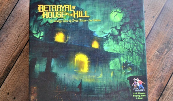 Betrayal at House on the Hill – The Creepy Board Game review