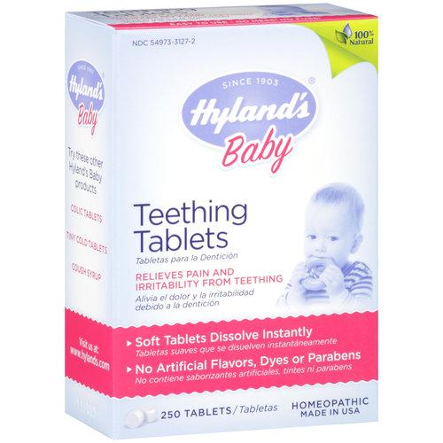 Teeth tablets