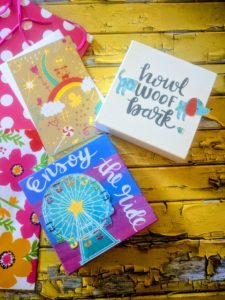 Random Acts of Cardness – DIY Greeting Card Canvas Art