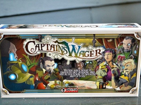 Captains Wager – A Board Game Review Worth Betting on
